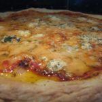 Kéksajtos pizza 1