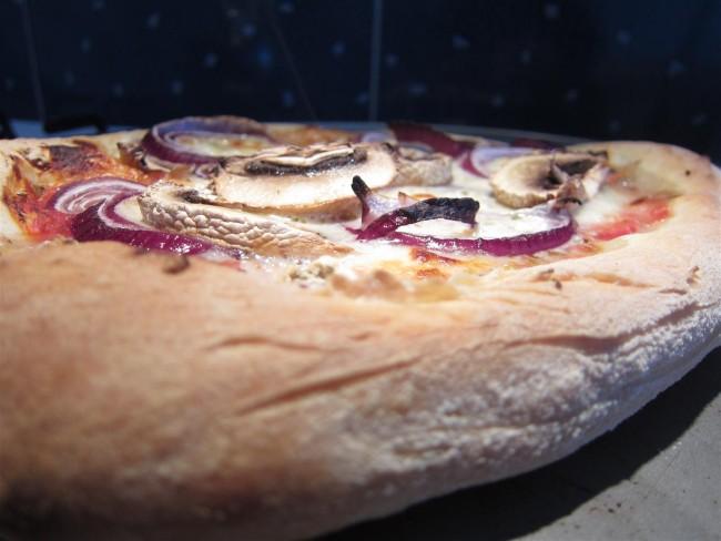Gondolatok a pizzáról