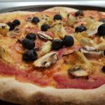 capricciosa pizza recept